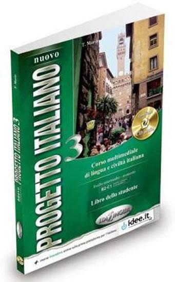 NUOVO 3 PROGETTO ITALIANO + CD