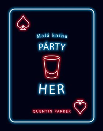 Malá kniha párty her