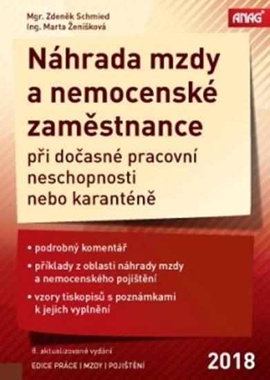 NÁHRADA MZDY A NEMOCENSKÉ ZAMĚSTNANCE