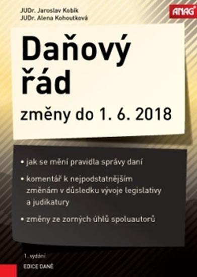 DAŇOVÝ ŘÁD S KOM. 2018