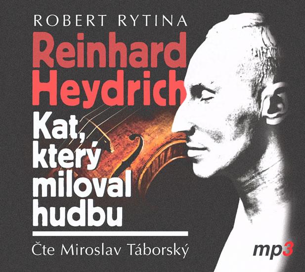 CDmp3  Reinhard Haydrich: Kat, který miloval hudbu