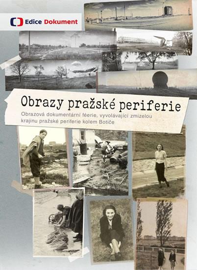 DVD - Obrazy pražské periferie