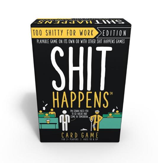 Shit happens too shitty for work - Rozšíření hry