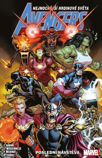 Avengers 1: Poslední návštěva