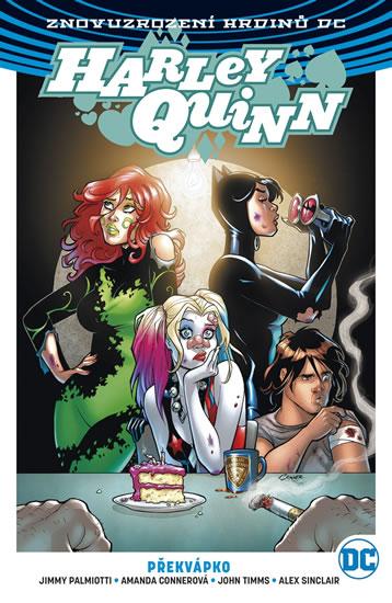 Harley Quinn 4 - Překvápko
