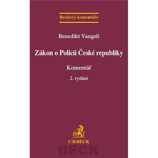 ZÁKON O POLICII ČR