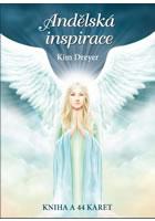 Andělská inspirace - Kniha + 44 karet