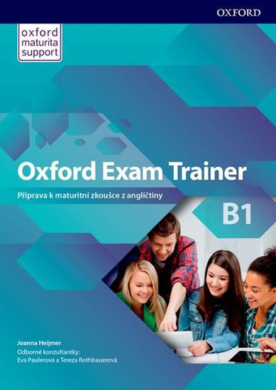 OXFORD EXAM TRAINER SB CZ EDITION