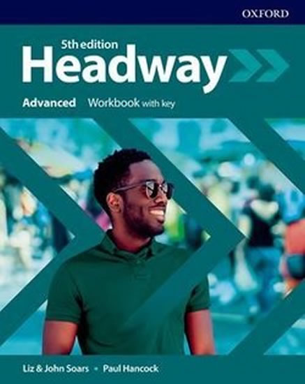 New Headway Fifth edition Advanced:Workbook with answer key