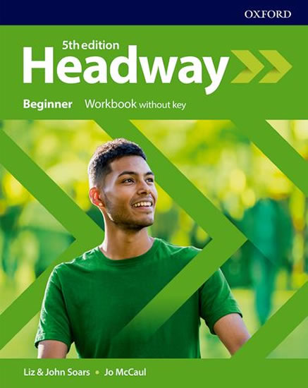 New Headway Fifth edition Beginner:Workbook without answer key