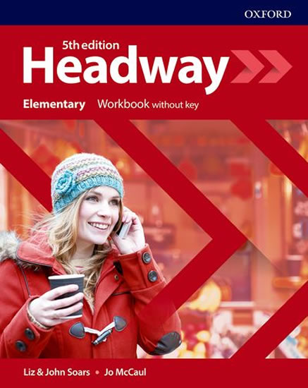 New Headway Fifth edition Elementary:Workbook without answer key