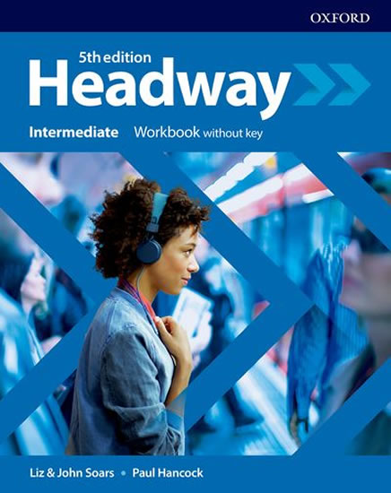 New Headway Fifth edition Intermediate:Workbook without answer key