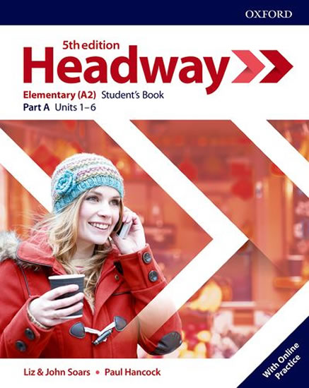 Headway 5th editon Elementary Multipack A + Online practice