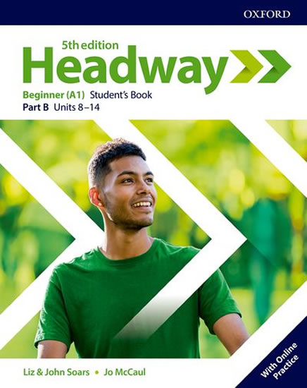 Headway 5th edition Beginner Multipack B + Online practice