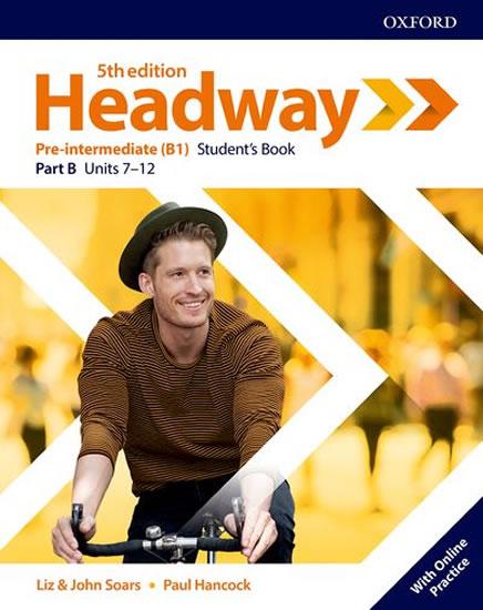 Headway 5th editon Pre-intermediate Multipack B + Online practice