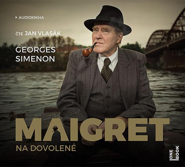 CD Maigret na dovolené - CDmp3 (Čte Jan Vlasák)