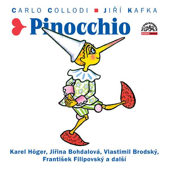 PINOCCHIO CD