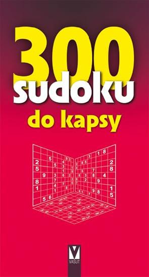 300 SUDOKU DO KAPSY/VAŠUT