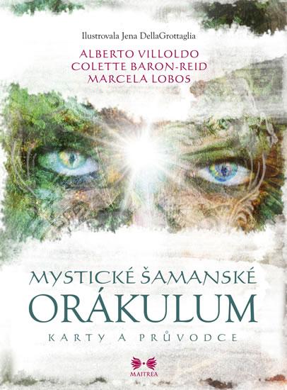 Mystické šamanské orákulum - karty
