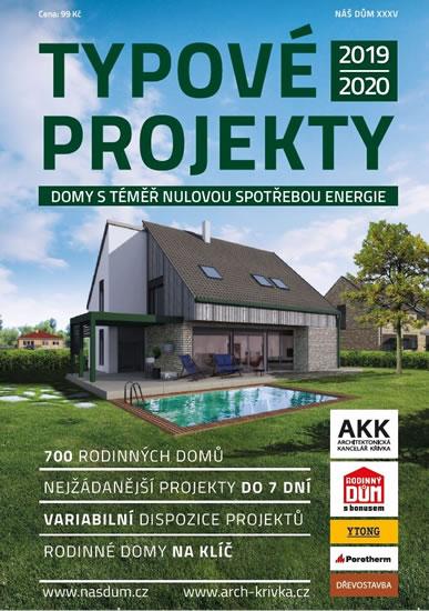 Typové projekty: Domy s téměř nulovou spotřebou energií