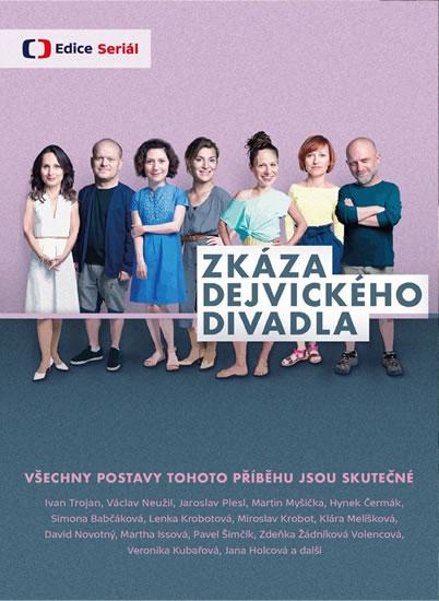 DVD Zkáza Dejvického divadla