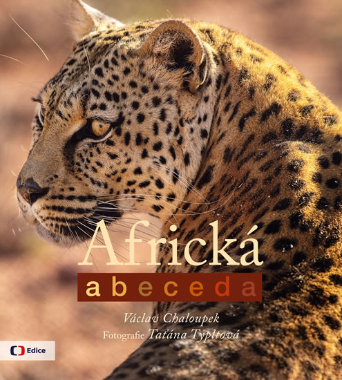 Africká abeceda - Chaloupek Václav