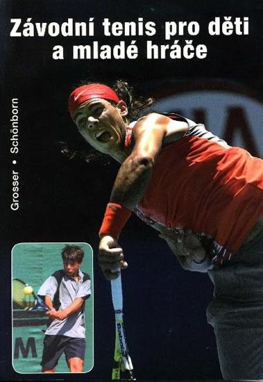 Závodní tenis pro děti a mladé hráče