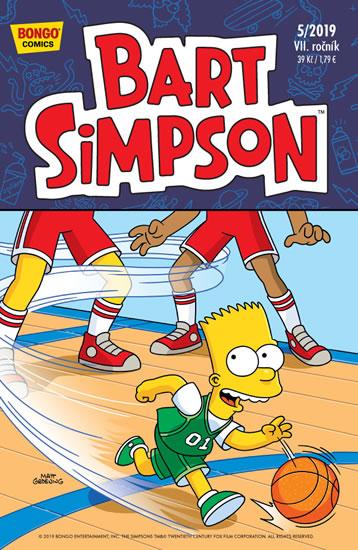 Bart Simpson 69 5/2019