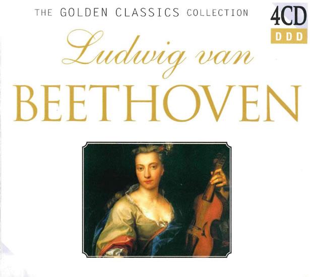 Ludwig van Beethoven 4 CD