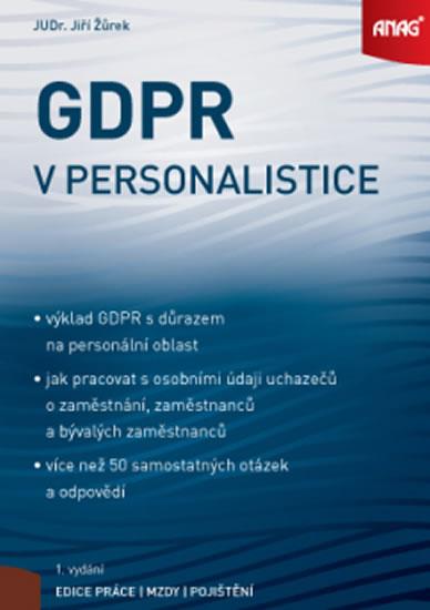 GDPR V PERSONALISTICE 2019