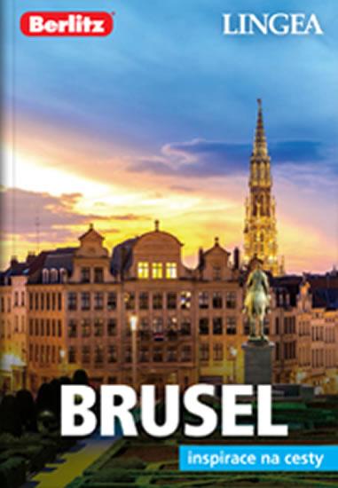 Brusel průvodce Berlitz