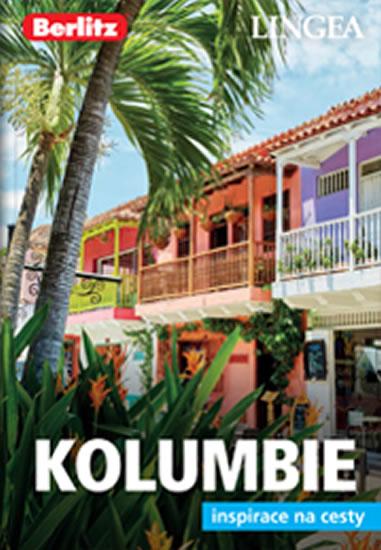 Kolumbie průvodce Berlitz