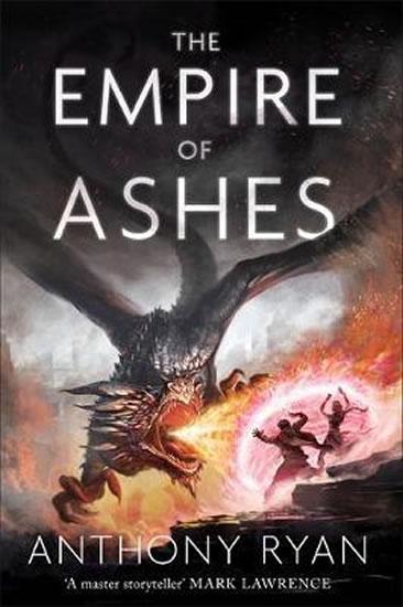 Empire of Ashes : Book Three of Draconis Memoria