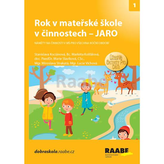 Rok v mateřské škole v činnostech - Jaro
