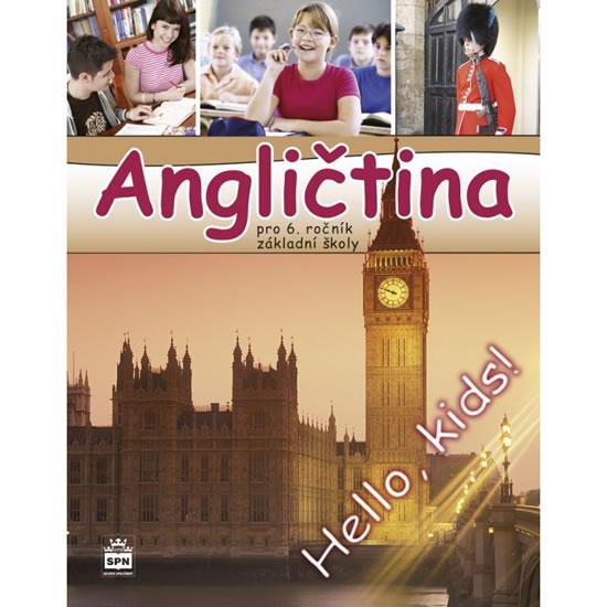 Angličtina pro 6. ročník základní školy