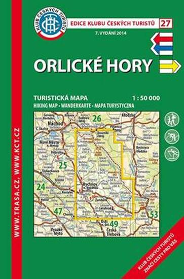 ORLICKÉ HORY KČT 27