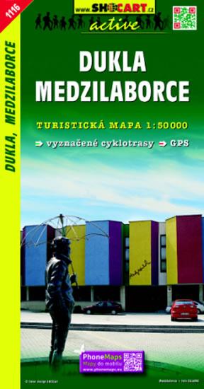 DUKLA MEDZILABORCE TMS 1116 1:50000