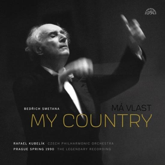LP Česká filharmonie Kubelík Raf - Smetana: Má Vlast