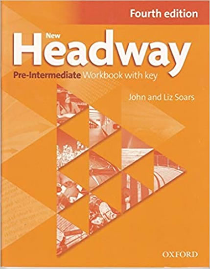 NEW HEADWAY-PRE-INTERMEDIATE 4.EDICE-WB