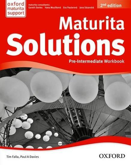 MATURITA SOLUTIONS PRE INTERMEDIATE WB 2.EDICE