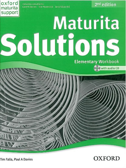 MATURITA SOLUTIONS ELEMENTARY WB 2.EDICE