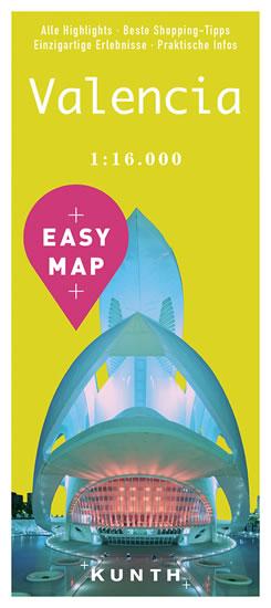 Valencie Easy Map