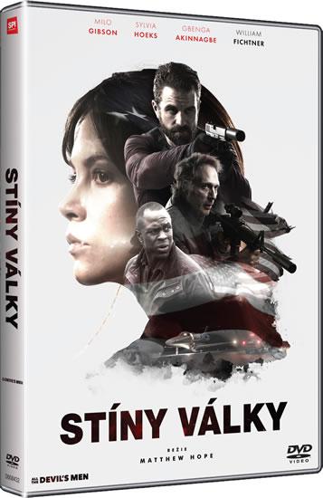 DVD Stín války