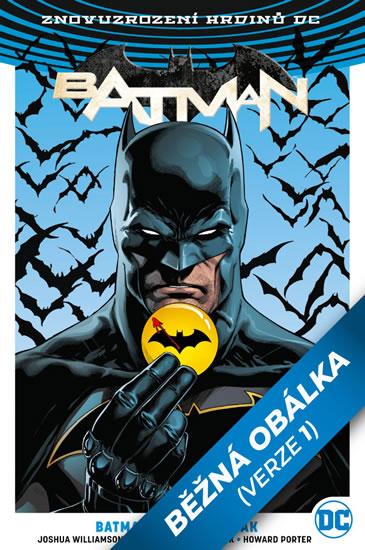 Znovuzrození hrdinů DC: Batman/Flash: Odznak