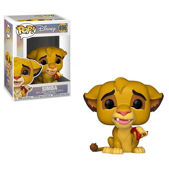 Funko POP Disney: Lion King - Simba