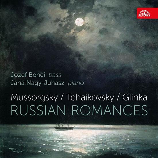 CD JOZEF BENCKI - RUSSIAN ROMANCES