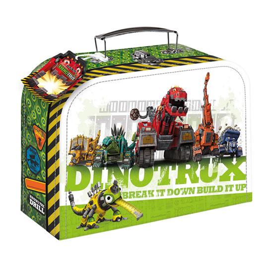 Školní kufřík vel. 35  Dinotrux
