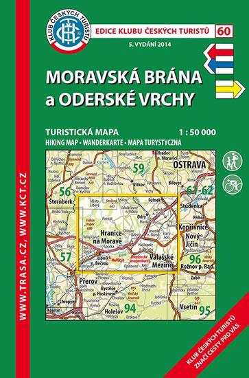 Darkovy Predmet Kct 60 Moravska Brana Oderske Vrchy 1 50t
