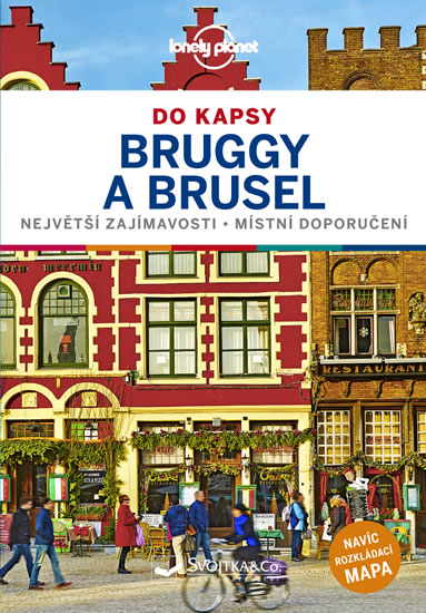 BRUGGY A BRUSEL DO KAPSY LONELY PLANET