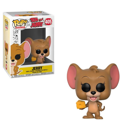 Funko POP: Hanna Barbera Tom & Jerry - Jerry
